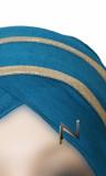 Turban Mütze CT32 glitzernde