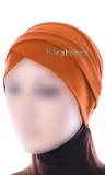 Turban mütze CT25 gekreuzt Viskose